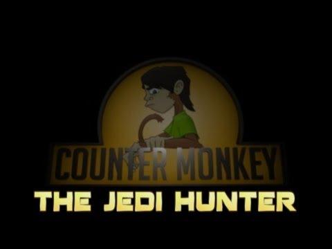 Counter Monkey - The Jedi Hunter