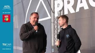 Miroslav Etzler - talkshow Auta na Náplavce 2021