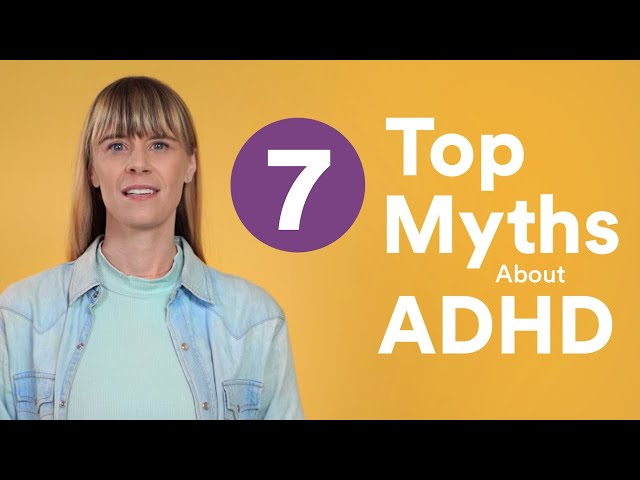 Adhd Real Brain Disorder Or Further >> 10 Common Myths About Adhd