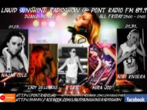 Liquid Sunshine RadioShow @ Pont Radio FM 89.9 Guest : Niki Riviera