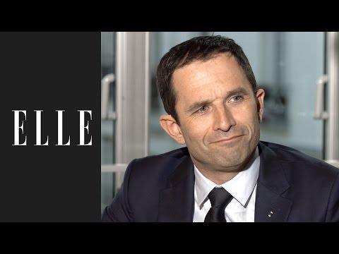 Interview au QG de Benoît Hamon | Elle Société