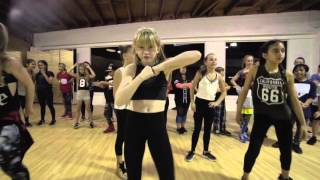 hip hop with guy groove at aldc la ft mackenzie ziegler and kelly grace