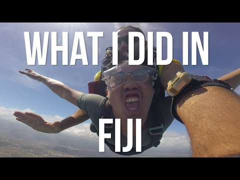 What I did at Fiji (Win Air Tickets to Fiji)