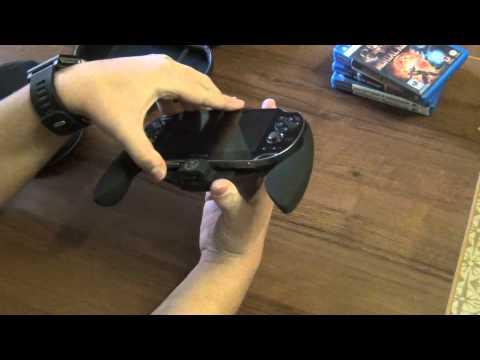Тест на совместимость набора BLACKHORNS 16in1 accessories PS Vita