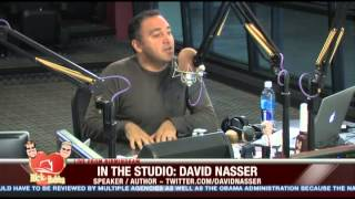 David Nasser & Liberty University on Rick & Bubba