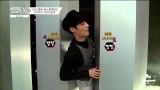 【兴吧XingPark】140509 火热的瞬间XOXO EXO EP01 张艺兴Lay CUT 中字 eng. sub