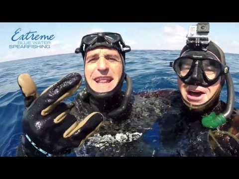 Extreme Blue Water Spearfishing - Latham Island Deep Worldwide Magazine part 1