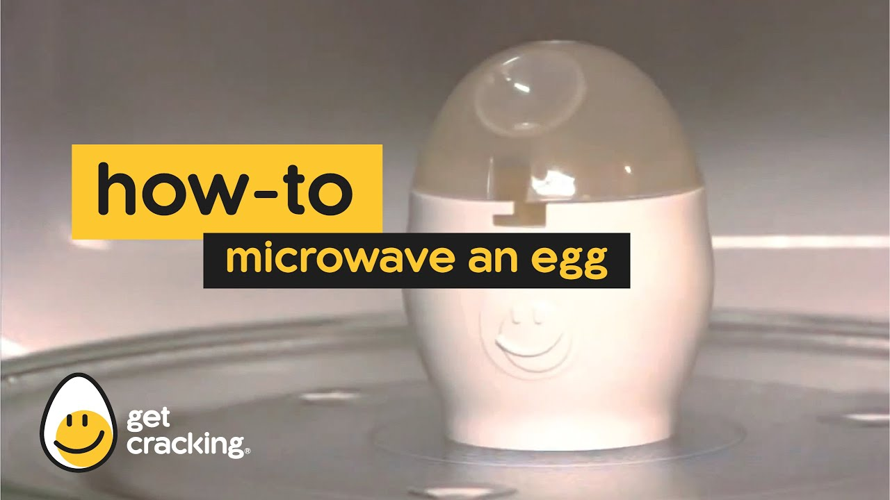 Basic Microwaved Eggs Get Ing