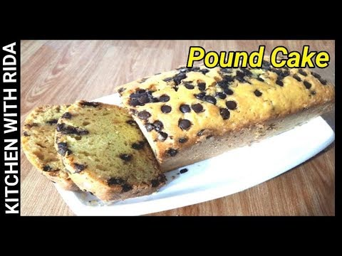 Chocolate Chip Pound Cake Without Oven