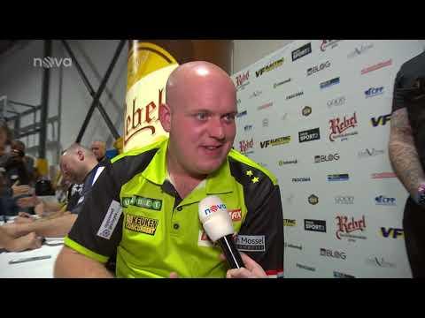 Rebel Prague Darts Masters 2018 - Sportovni Noviny