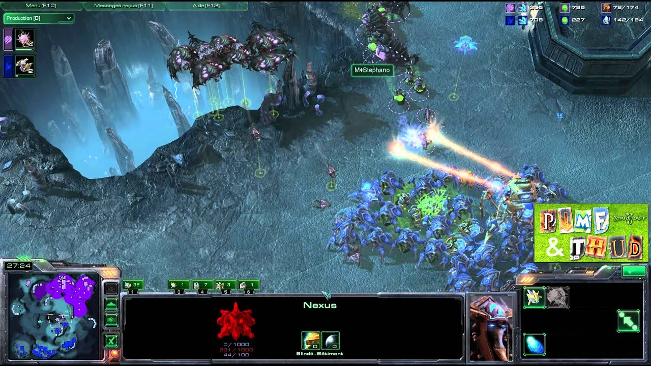 REPLAY SC2 STEPHANO GRATUITEMENT