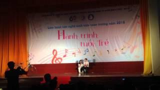 [Văn nghệ toàn trường] Mặt trời mùa hè - Công Minh & Kim Oanh - EBBA