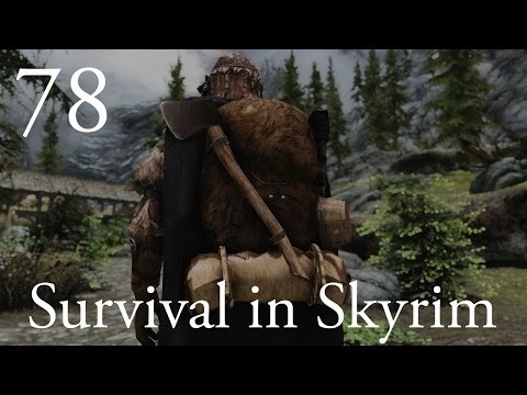 "Survival in Skyrim (Hardcore Modded Skyrim): Ep 78 - ""Going After Miraak!!"""