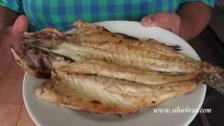 Doğkan Usta ile Kelebek Açılmış Levrek Izgara