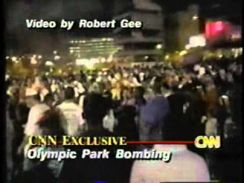 1996 News: Explosion at Atlanta Centennial Park