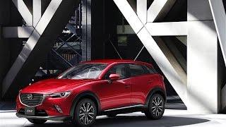 Тест-драйв.  Mazda CX 3. Новинки авто 2015