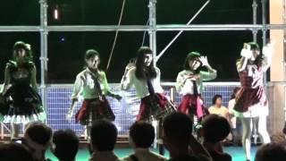 2016.8.20 第5回 阿波市納涼祭(徳島県) レーザー花火ショー CoCoデコ...