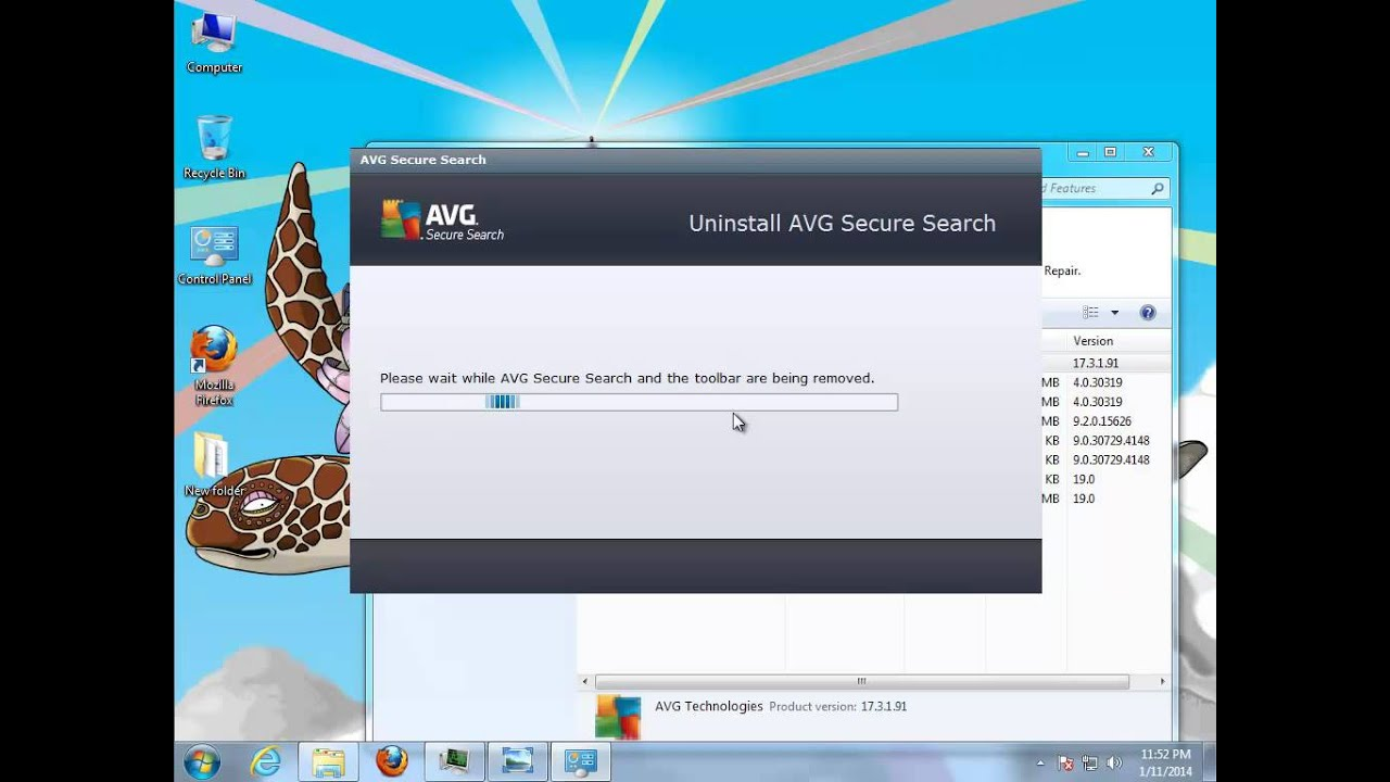 how to uninstall reimage repair 1 6 youtube