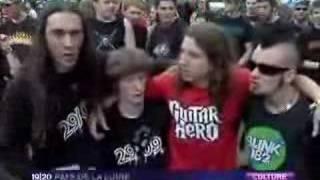 Ultra Vomit au Hellfest
