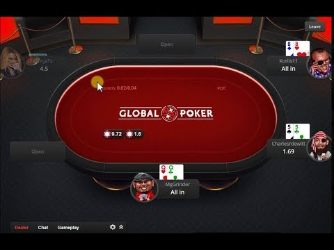 Global Poker Thoughts After Playing a Couple Days!