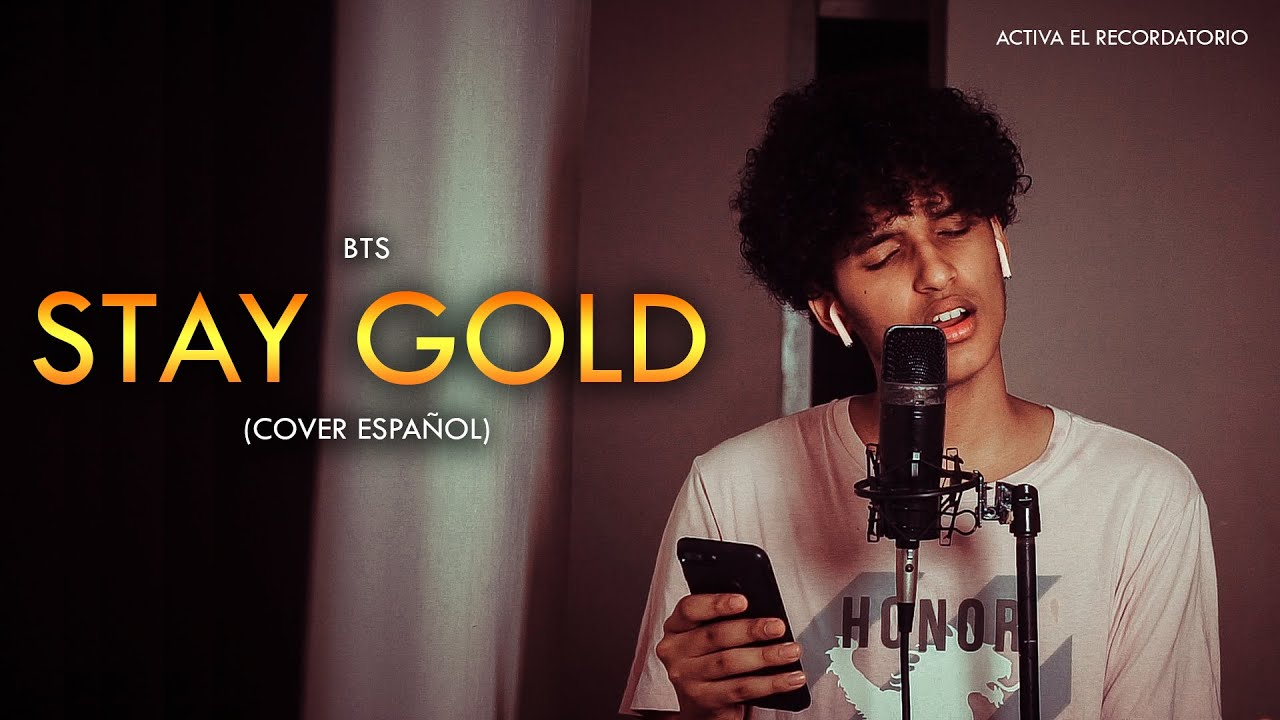 BTS - Stay Gold (Cover Español) | Keblin Ovalles