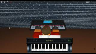 Main Theme - The Walking Dead by: Bear McCreary on a ROBLOX piano.