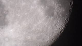 Луна в любительский телескоп(, 2015-09-01T05:43:01.000Z)