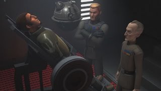 Star Wars Rebels - The Inquisitor & Grand Moff Tarkin interrogates Kanan [1080p] thumbnail