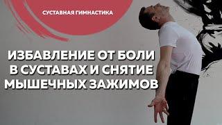 Боль в спине и суставах. Суставная гимнастика для всех. Буидо, Тюмень