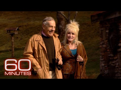 In 2009, Dolly Parton talked to 60 Minutes about being underestimated