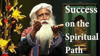 Gambar cover Sadhguru's Talk on Finding Success on the Spiritual Path | Spiritual Life