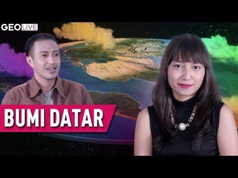 Apakah Bumi Kita Ini Datar? (ft. Flat Earth Society Indonesia)