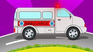 Ambulance | Uses of Ambulance | Vehicle for Kids