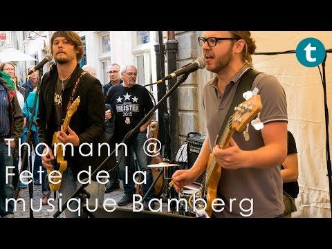 Thomann @ Fete de la musique Bamberg