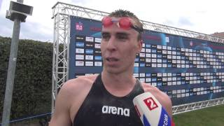 видео: Интервью Кирилла Абросимова на ЧЕ в Берлине после гонки на 5 км