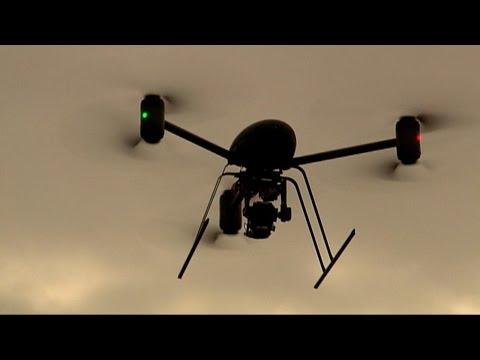 Drone Crosses Path of Passenger Jet Over New York City