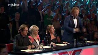 Jaap - With A Little Help From My Friends (Winnaar X Factor 2010)
