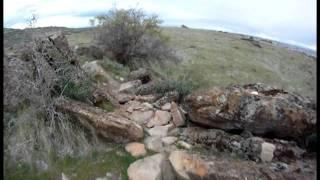 Rocks In The Garden / Boise Mountain Biking / Big Rocks