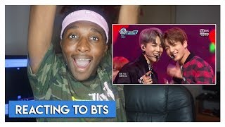 BTS - 21ST CENTURY GIRL *LIVE* (REACTION) | Jayden Alexander