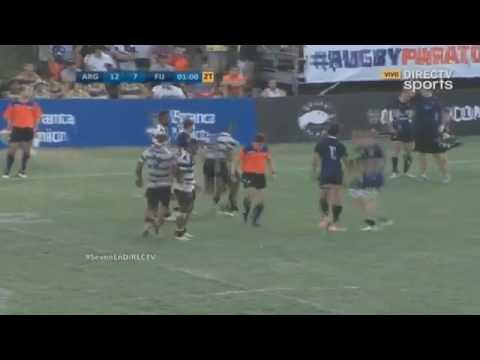 [FINAL] Fiji v Argentina Sudamerica Rugby 7s 2017 Full match