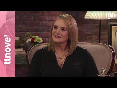 Erika Buenfil narra cómo fue el proceso de embarazo de su hijo Nicolás | Confesiones | Tlnovelas