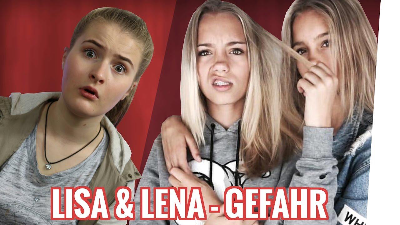 Lisa und Lena - EINE GEFAHR FÜR IHRE FANS! - YouTube