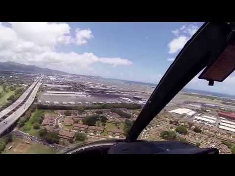 Helicopter Ride Over Honolulu With Genesis Aviation