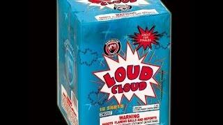 Loud Cloud  of 200g Aerials-Dominator Fireworks-200G Cakes