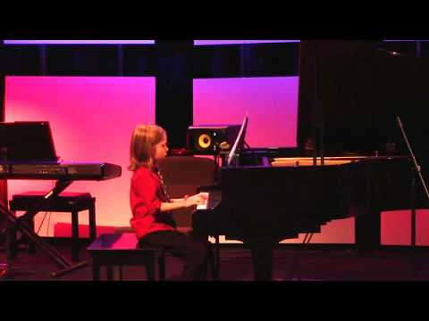 Arizona Music School | Piano Performance | Sonatina Performed by Russell Georgi