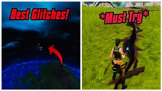 Fortnite glitches you should try before season 8 (Must Try) Fortnite Glitches Season 7 2019