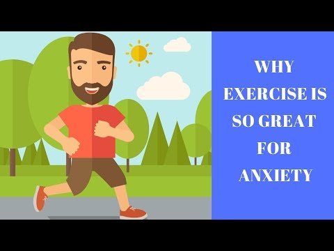 Can Exercise Reduce Anxiety and depression