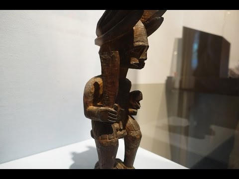 Male figure, Ikenga (Igbo Peoples)