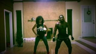 Stefflon Don-16 Shot hip hop Turnup choreography by Nate The Turnupking feat Yaritho TUQ