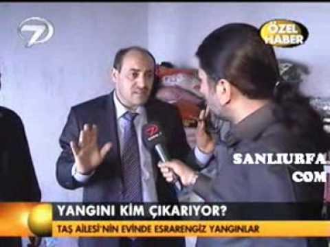 Salih Memişoğlu Kanal7 Haber Şanlıurfa